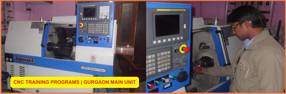 cnc training in gurgaon